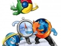 When Web Browsers Meet..