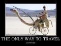 Cool form of travel