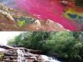 Seven colours River, Colombia