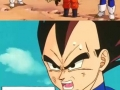 Krillin is gonna finish her