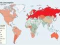 World's biggest drunks
