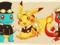 Steampunk Pokemon