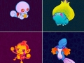 Cute version of Pokemon