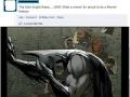 Dark Knight Facepalm