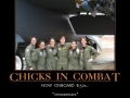 Chicks in Combat