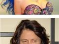 Steve Buscemi's eyes