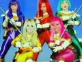Power Rangers:Zero Talent