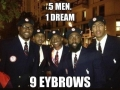 5 Men. 1 Dream.