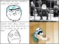 Why I hate leg day