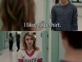 I like your shirt