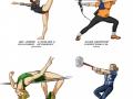 Olympics 2012 Avengers