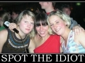 Spot the idiot