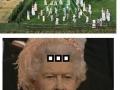 Just the Queen