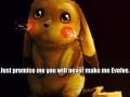 Dammit Pikachu