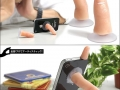 Finger iPhone Stand