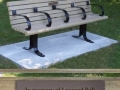 Anti-fat bench