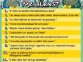 Mitt Romney VS. Mr.Burns