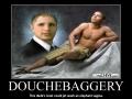 Douchebaggery