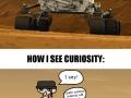 How I see Curiosity