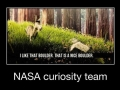 How I feel about NASA