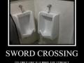 Sword Crossing