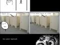 Toilet rage