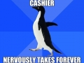 Every time I pay