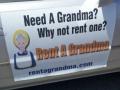 Need a grandma?