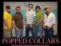 Popped collars