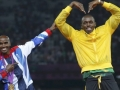 Usain Bolt & Mo Farrah