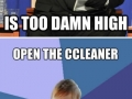 CCleaner's users will know
