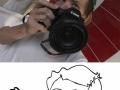 Genius Self Portrait
