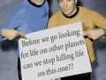 Star Trek Message