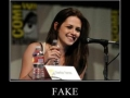 Fake expression