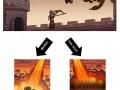 Skyrim VS. Dark Souls