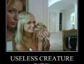Useless creature