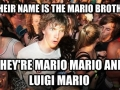 Mario Brothers Clarity