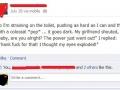 Best Facebook Status Ever!