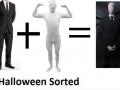 Halloween costume sorted