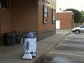 R2-D2 releasing pressure