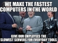 This is most IT Companies