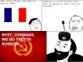 Russian French