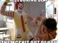 Angry McDonald's