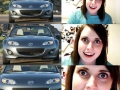Overly attached car