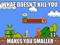 A quote by Mario