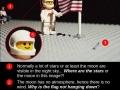Moon landing is a hoax