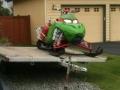 TMNT Waterbike
