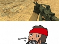 First person shooter genius