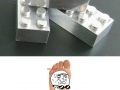 Aluminium Legos