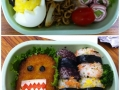 Yummy lunches!